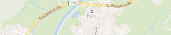 Karte Hotel Forster's Naturresort Neustift