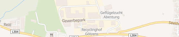 Karte Jenewein Bau Götzens