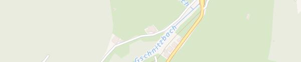 Karte Pirschenhof Gschnitz