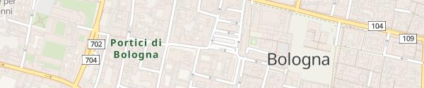 Karte Enel Drive Säule Bolgna