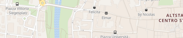 Karte aew Ladesäule Bolzano