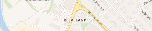 Karte Circle K Tankstelle Rakkestad