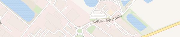 Karte P+M Pendlerparkplatz / GADA A8 Bergkirchen