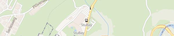 Karte StuBay Freizeitcenter Telfes