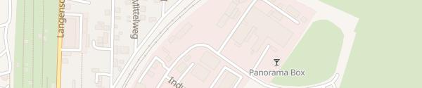Karte Oltimerhotel Saalfeld/Saale