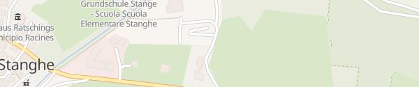 Karte Sportzone Racines