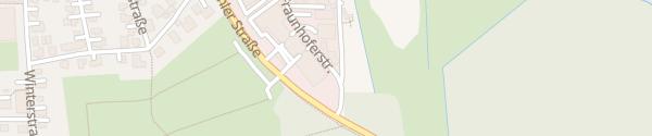 Karte Subaru Nau Penzberg