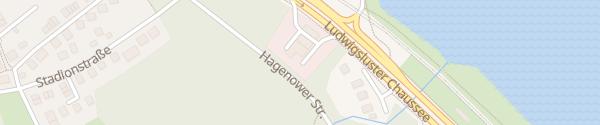 Karte Esso Tankstelle Schwerin