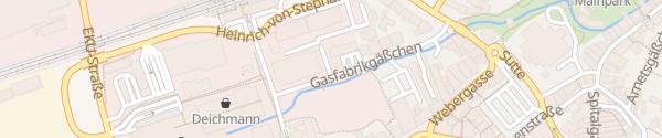 Karte Sparkasse Kulmbach-Kronach Kulmbach