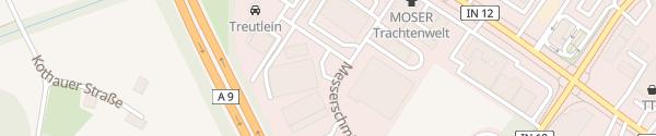 Karte Schuster Home Company Ingolstadt