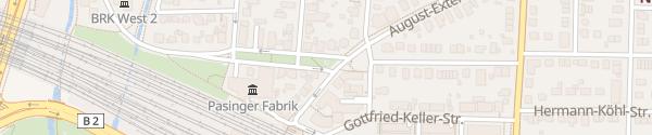 Karte Wensauerplatz München