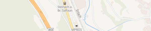 Karte MPREIS Steinach
