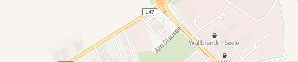 Karte Supercharger HEM Tankstelle Hohe Börde