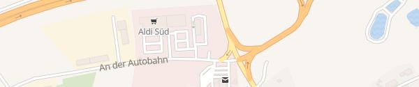 Karte McDonald's Neudrossenfeld