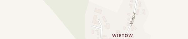 Karte Solarzentrum Wietow Lübow