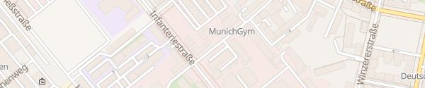Karte Kathi-Kobus-Straße München