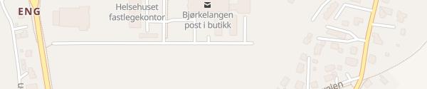 Karte Fortum Schnelllader Bjørkelangen