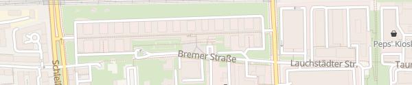 Karte BMW IT-Zentrum München