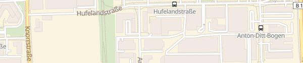 Karte BMW Parkhaus München