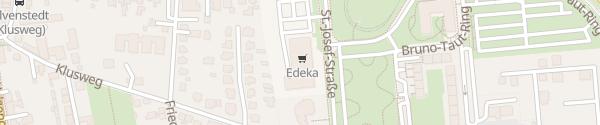 Karte EDEKA Diana Nix Magdeburg