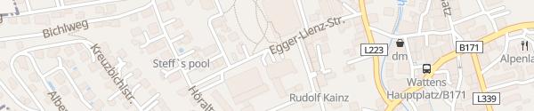 Karte Marienkirche Wattens