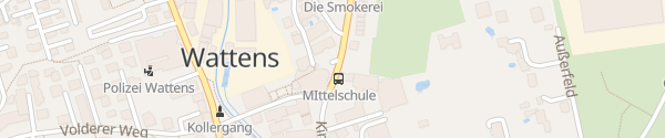 Karte Tiefgarage Kirchplatz Wattens