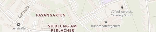 Karte Wikingerstraße München