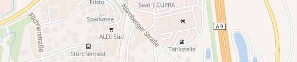 Karte Motor Nützel Bayreuth Bayreuth