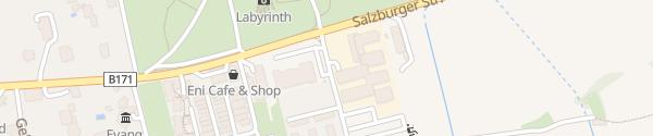 Karte MPreis Wattens