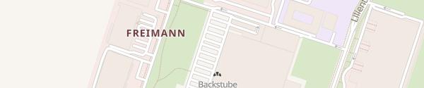 Karte BAUHAUS München