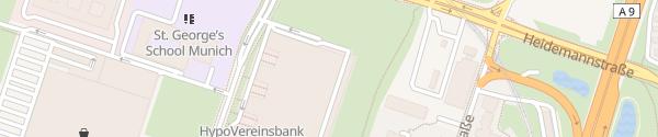 Karte Parkhaus MOC München