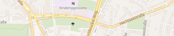 Karte Kirchseeoner Straße München