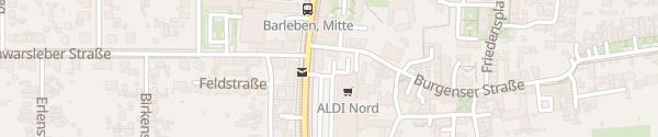 Karte Rathaus Barleben