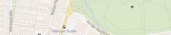 Karte Landschaftspark Hachinger Tal Unterhaching