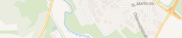Karte Winkler Bräu Lengenfeld