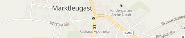 Karte Ladesäule Marktleugast