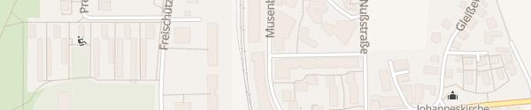 Karte Hotel 4mex inn München