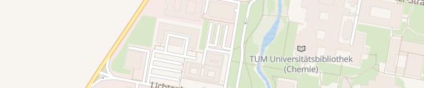 Karte UnternehmerTUM Garching bei München