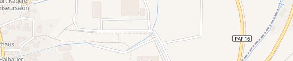 Karte Weiherwiesen Münchsmünster