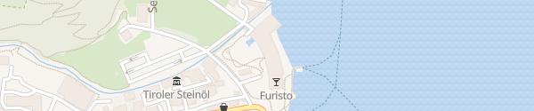 Karte Fürstenhaus Am Achensee Pertisau