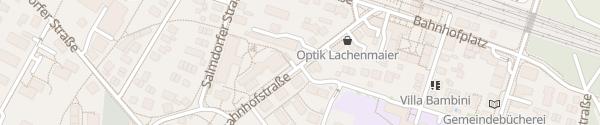 Karte Rathaus Haar