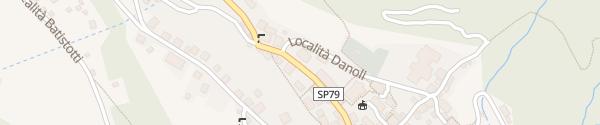 Karte Rathaus Canal San Bovo
