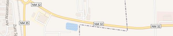 Karte Netzcenter Bayernwerk Parsberg