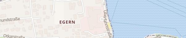Karte Seehotel Überfahrt Rottach-Egern