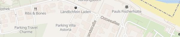 Karte Appartmenthaus Monika Kühlungsborn