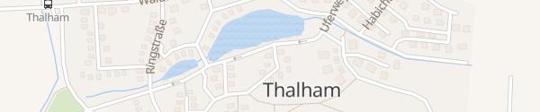 Karte Private Ladestation Thalham/Attenkirchen