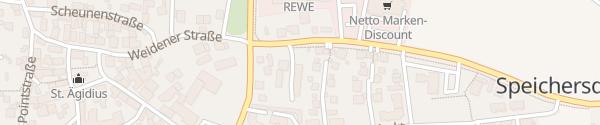 Karte Bestattungen Neumann Speichersdorf