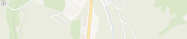 Karte Fratazza San Martino di Castrozza