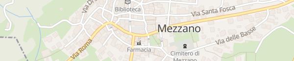 Karte Rathaus Mezzano