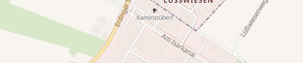 Karte Atelier Damböck Neufinsing